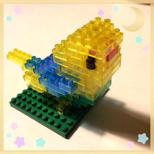 P: Nano Bird