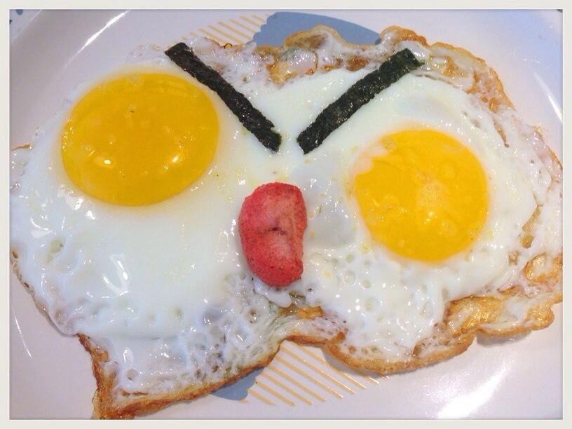 C: Angry Egg