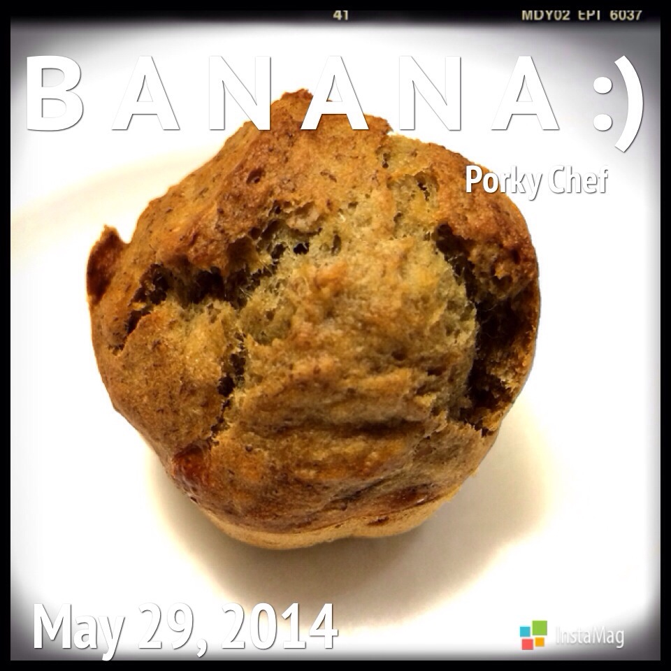 C: Milk Banana Muffin