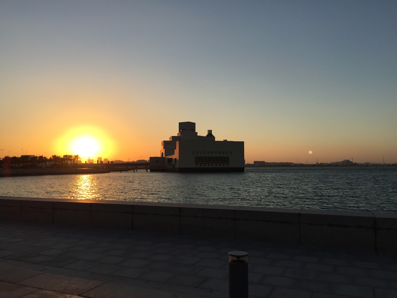 B: Doha & Dubai
