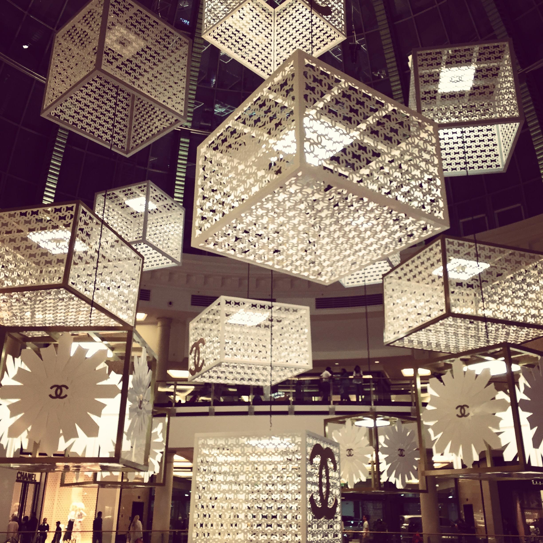 B: Hotel & Malls Malls Dubai