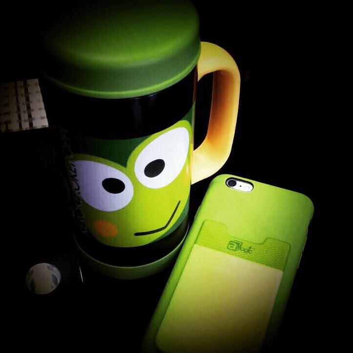 B: Feeling Green