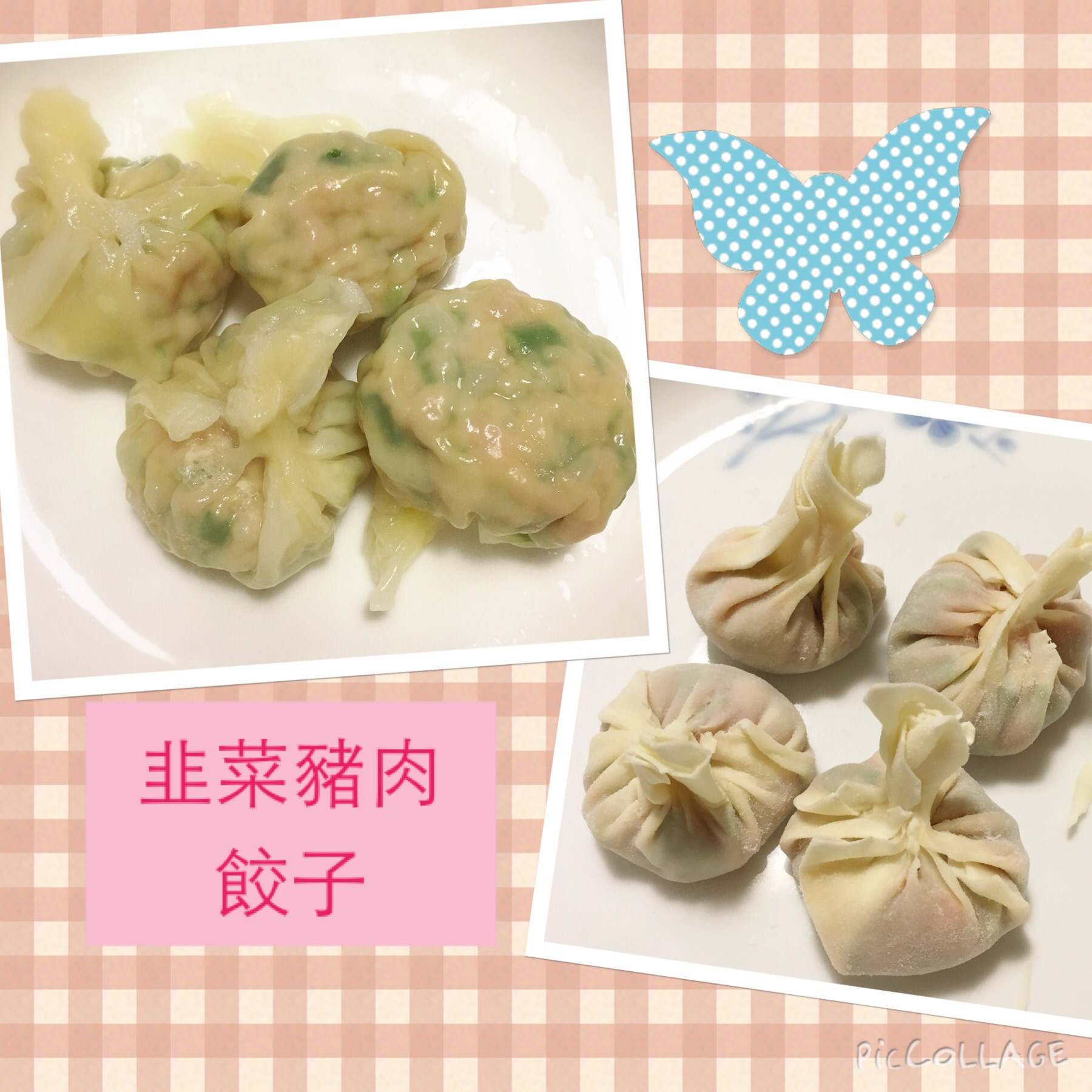 C: My First Dumplings