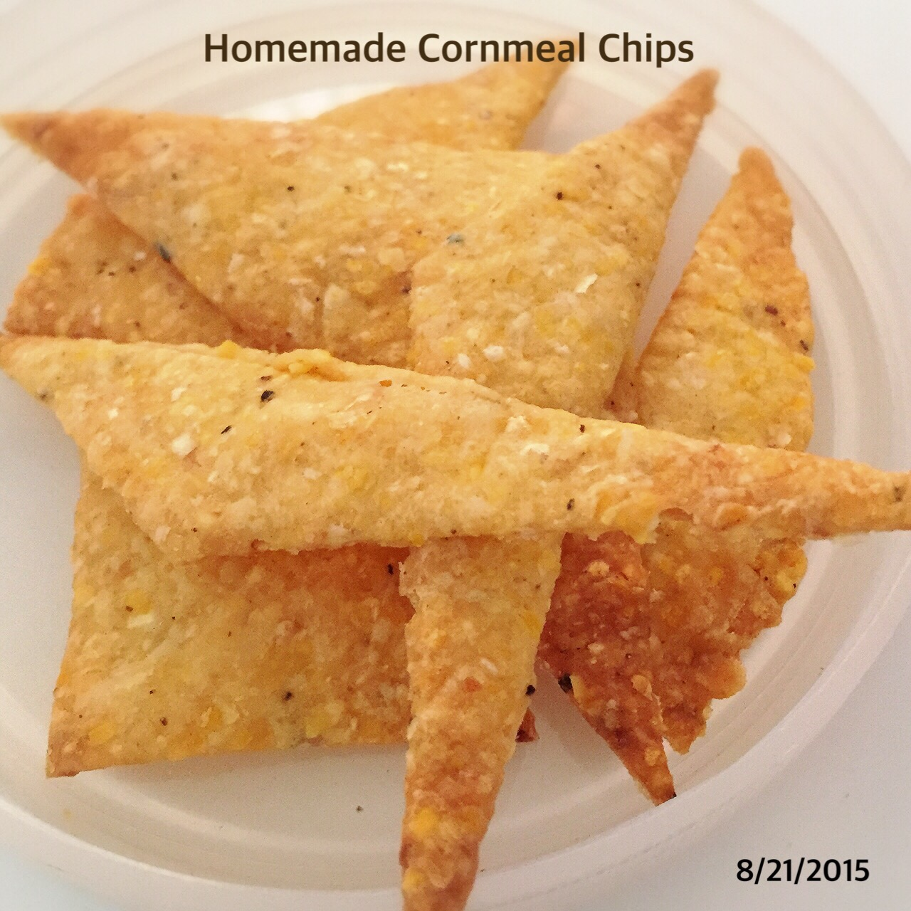C: Conmeal Low Fat Crispy Chips