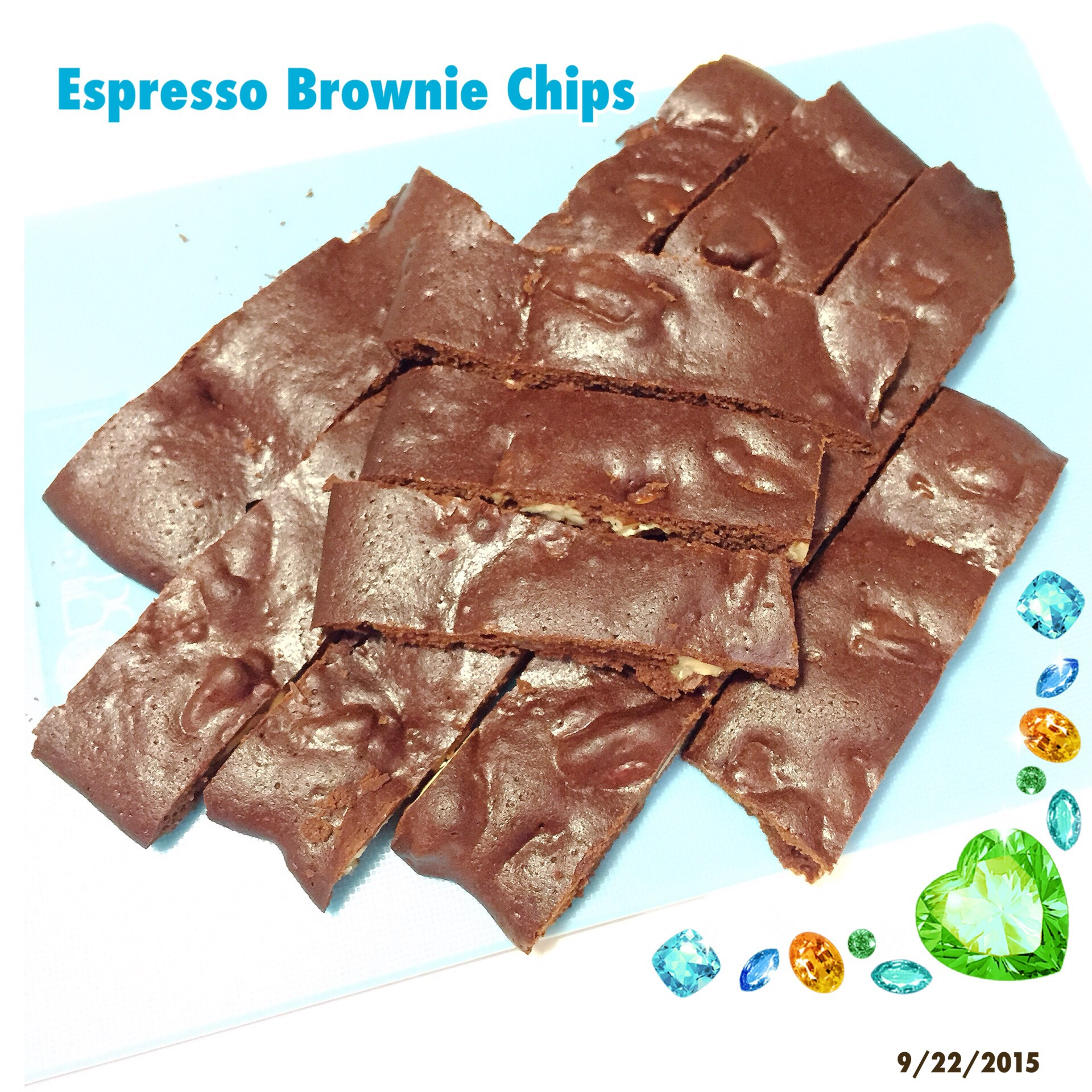 C: Espresso Brownie Chips